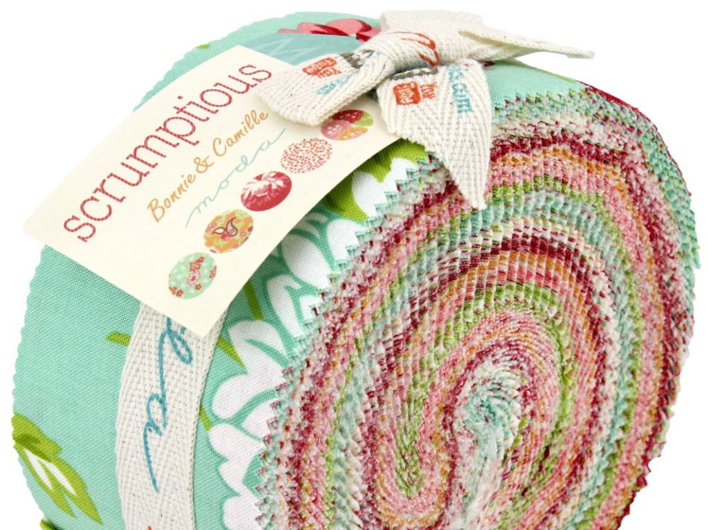 Scrumptious Jelly Roll